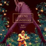 Being Monsters Book 1 cover EN